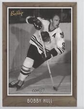 2006 Upper Deck Bee Hive 5x7 Black & White Variation #217 Bobby Hull Hockey Card