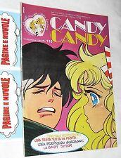 CANDY CANDY n. 116 - anno 3° - 1° ed. 1982 (no inserto lady oscar)