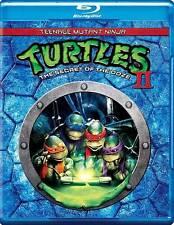 Teenage Mutant Ninja Turtles II: The Secret of the Ooze [Blu-ray] DVD, Adam Carl