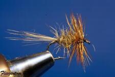 Fliegentom mouche sèche 3 pièces - Gold Ribbed Hare's Ear