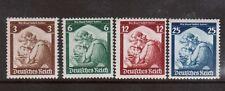 Germany #448 - #451 NH Mint Set