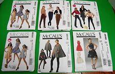 McCall Generation Next Sewing Pattern, Uncut & Factory Folded-Pick a pattern