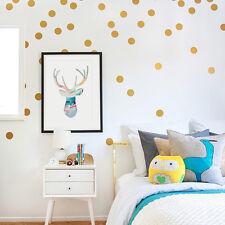 Polka Dot / Spot Wall Stickers, nursery, child, teen, home, fashion, wall art.