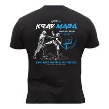 Dirty Ray Krav Maga Israeli Combat System MMA Men's Short-Sleeve T-Shirt DT24