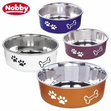 Nobby Hundenapf FUSION - Edelstahl Kunststoff - Fressnapf Wassernapf Fressnapf