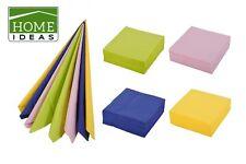50er-pack Servilletas 33cm 3 Pliegues 1/4 DOBLEZ de papel mesa decorativa Toalla