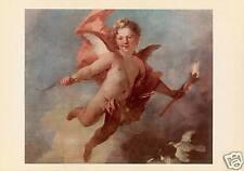 CP VIERGE L'AMOUR PAR P.-J. CAZES - MUSEE DE LIMOGES