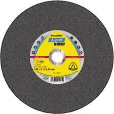 Klingspor Trennscheibe A24 N Edelstahl Aluminium 115, 125, 230mm Flexscheibe