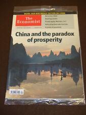 THE ECONOMIST (BNIP) - CHINA PARADOX OF PROSPERITY - Jan 28 2012