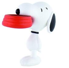 Figurine dessins animés Peanuts SNOOPY avec écuelle 5cm