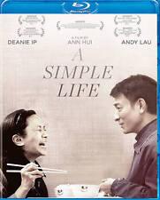 A Simple Life [Blu-ray] (2012) DVD, Dennis Chan,Angela Baby,Lawrence Ah Mon,Dean