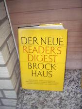 Der Neue Reader's Digest Brockhaus, 1. Band