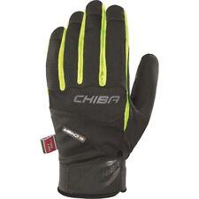 Chiba Tour Plus Winter Handschuhe Schwarz-Neongelb versch. Größen NEU