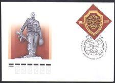 Rusia 2012 guerra veterano 'Association/Militar/Paloma/personas FDC 1 V (n36219)