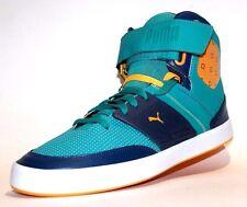Puma Men's El SoloTech Fashion Sneaker,Blue Wing Teal/blue Grass,Sizs 9.5 & 10.5