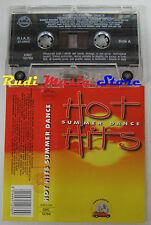 MC HOT HITS SUMMER DANCE COMPILATION LOS DEL MAR DIGITAL BOY BROWN no cd lp dvd