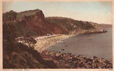Postcard Oddicombe Beach Torquay UK