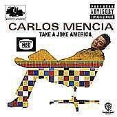 FREE US SHIP. on ANY 2 CDs! ~LikeNew CD Carlos Mencia: Take a Joke America