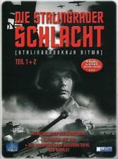 Die Stalingrader Schlacht - Teil 1+2 - 2 DVD - NEU & OVP