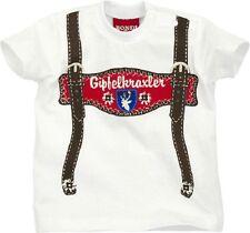 90711 Bondi Kinder Jungen Trachten Shirt Tshirt T-shirt Neu Gr. 62 - 116