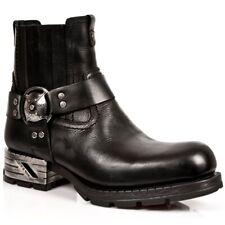 NEWROCK NR M.MR007 S1 Black - New Rock Boots - Mens