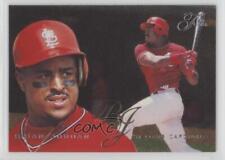 1995 Flair #410 Brian Jordan St. Louis Cardinals Baseball Card