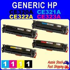 4x Generic CE320A CE321A CE322A CE323A Toner for Laserjet CM1415,CM1525,CP1525nw