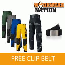 Dickies Pro Work Knee Pad Trousers dp1000-Free Belt