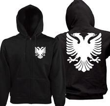 Albanien Jacke Albania Shqipëria Hoodi Pulli Kapuzenpullover Albanien kosovo kos