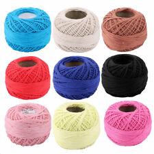 Dorm DIY Personalized Hat Weaving Sewing Crochet Knitting Yarn String Thread 60g