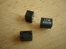 LTM455IW CFWM455I MURATA EQUIV  FILTER 4KHZ  TOTAL BWth 455KHZ   5 LEG     H130