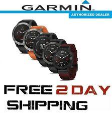 Neu Garmin Fenix 6 Standard, pro, Saphir Premium Multisport GPS Uhr Puls Ox