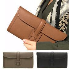 SAFFIANO CLUTCH ~ [made in Korea] Premium Genuine Leather Womens bag