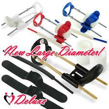 LeLuv SLIDER Penis Extender Stretcher Threaded Rods Adjustable Length Enlarger