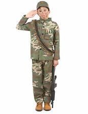 Déguisement soldat garçon Cod.201172