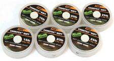 Fox Camotex Soft - all colours, sizes  / Carp Fishing