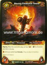 Wow - 2x Blazing elemental totem-era of the Elements