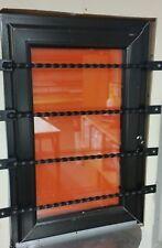 Finestra di sicurezza GRIGLIE A BARRA/BARRE DI SICUREZZA FAI DA TE Finestra/Finestra Barre 6 x 1000 mm
