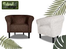 Fauteuil Monaco Natural Design chaise meuble salon club café