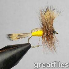 1 dozen (12) - Yellow Humpy