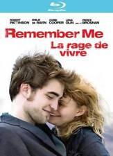 Remember Me La rage de vivre Blu-Ray [Blu-ray] 2010 Robert Pattinson