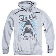 New listing Jaws Movie Est.1975 Quints Big Game Fishing Shark Amity Island Hoodie Uni1175