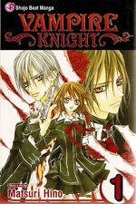 Vampire Knight  Volume 1  Matsuri Hino  Paperback  NEW