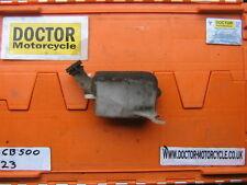 HONDA CBF500 CBF 500 04 05 06 WATER COOLANT RESERVOIR OVERFLOW CATCH BOTTLE TANK