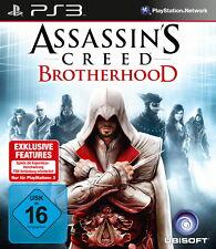 Assassin's Creed: Brotherhood (Sony PlayStation 3, 2010) ps3