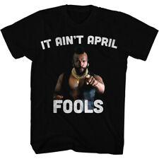 American Classics  Mr. T  It Aint April Fool  T Shirt