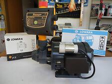 Kit Autoclave elettropompa Lowara + presscontrol regolatore di pressione 2.2 bar