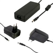 Plug-in / desktop power supply ; MeanWell GSE SGA GST series ; EU-Plug