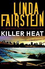 Killer Heat Fairstein, Linda Hardcover