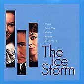 """""""ICE STORM""""- Film Soundtrack-Bowie-Zappa-Traffic-Croce-Free-Nilsson-Jobim-NEW CD"""